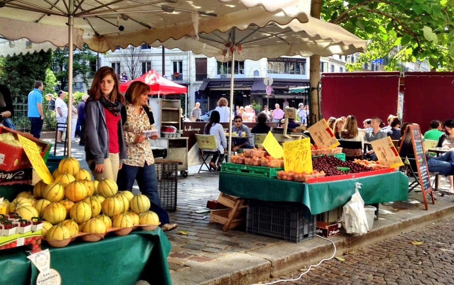 Market meander