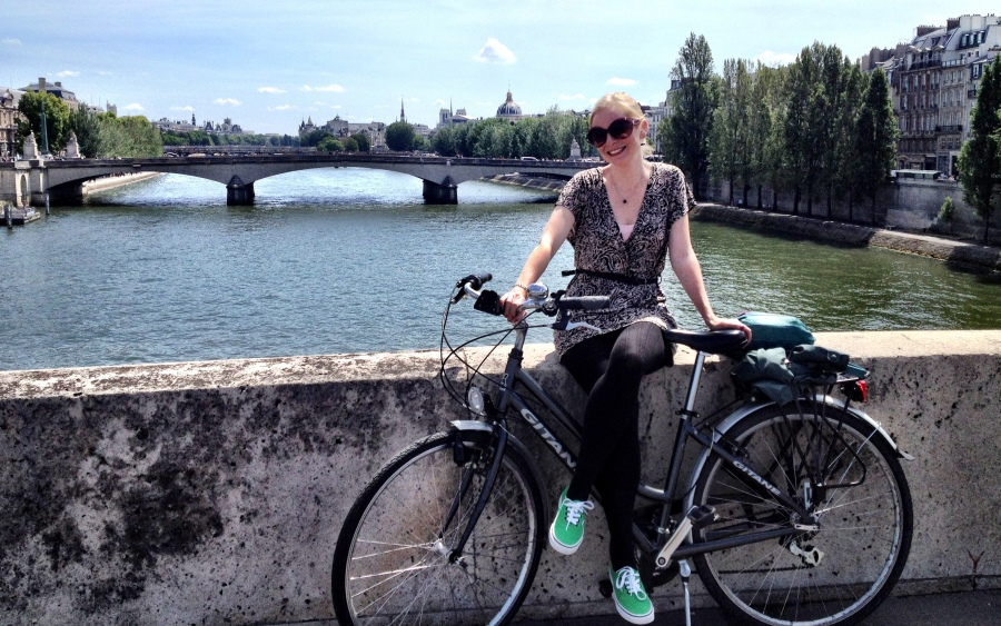 Cycling, Paris style