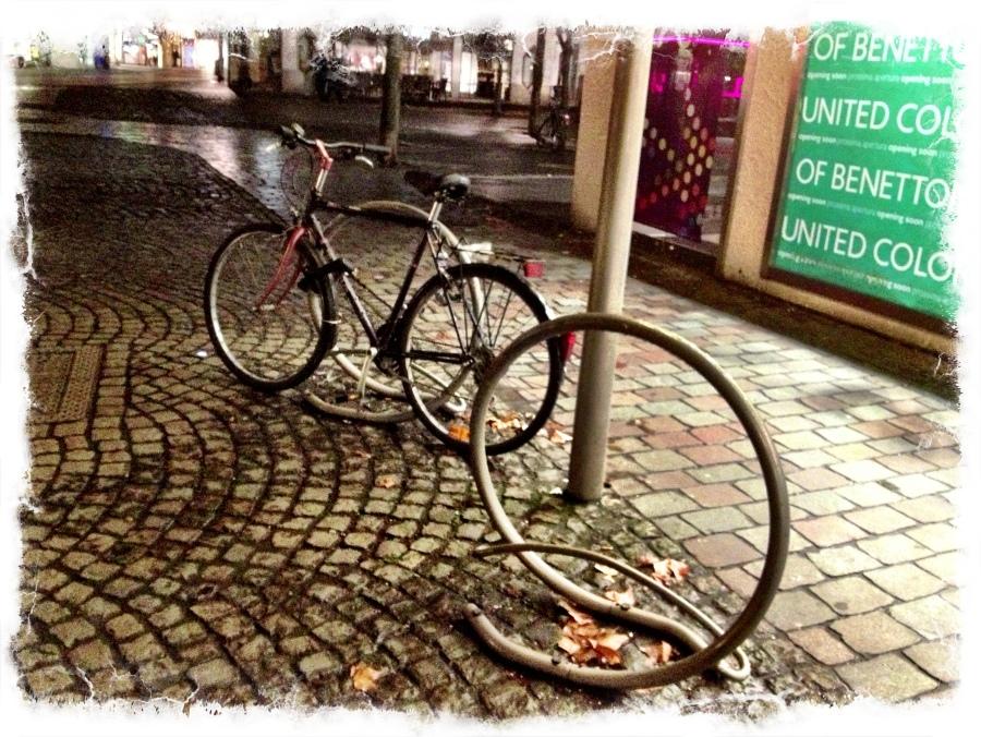 Bonn Bike parking