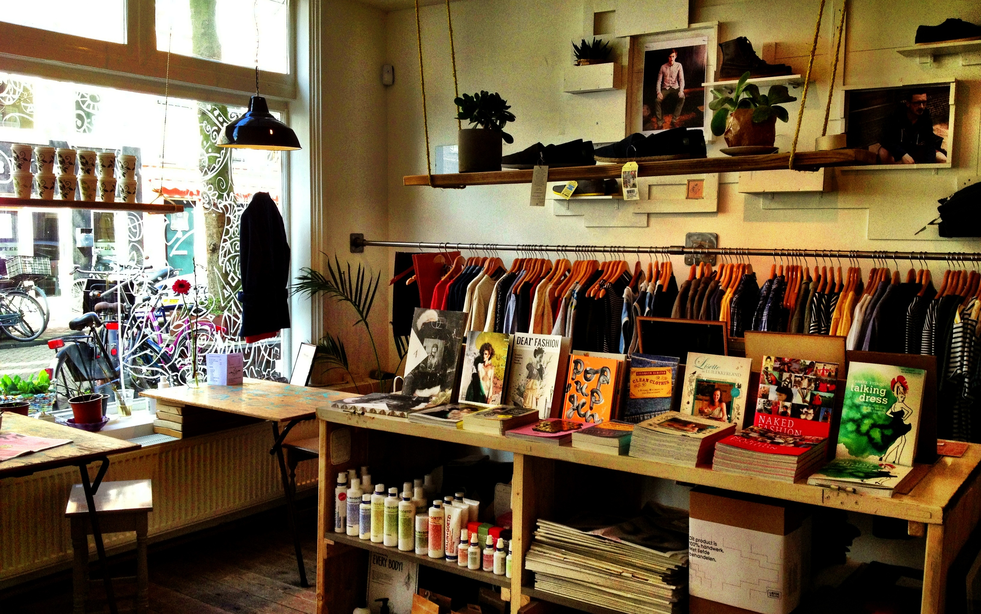 Amsterdam Eco Boutique Amp Caf 233 In One The Urban Observer
