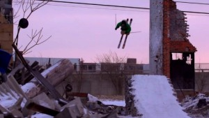 street-skiing-detroit-rubble