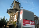 Classic Dutch: windmills and now, electric vehicles
