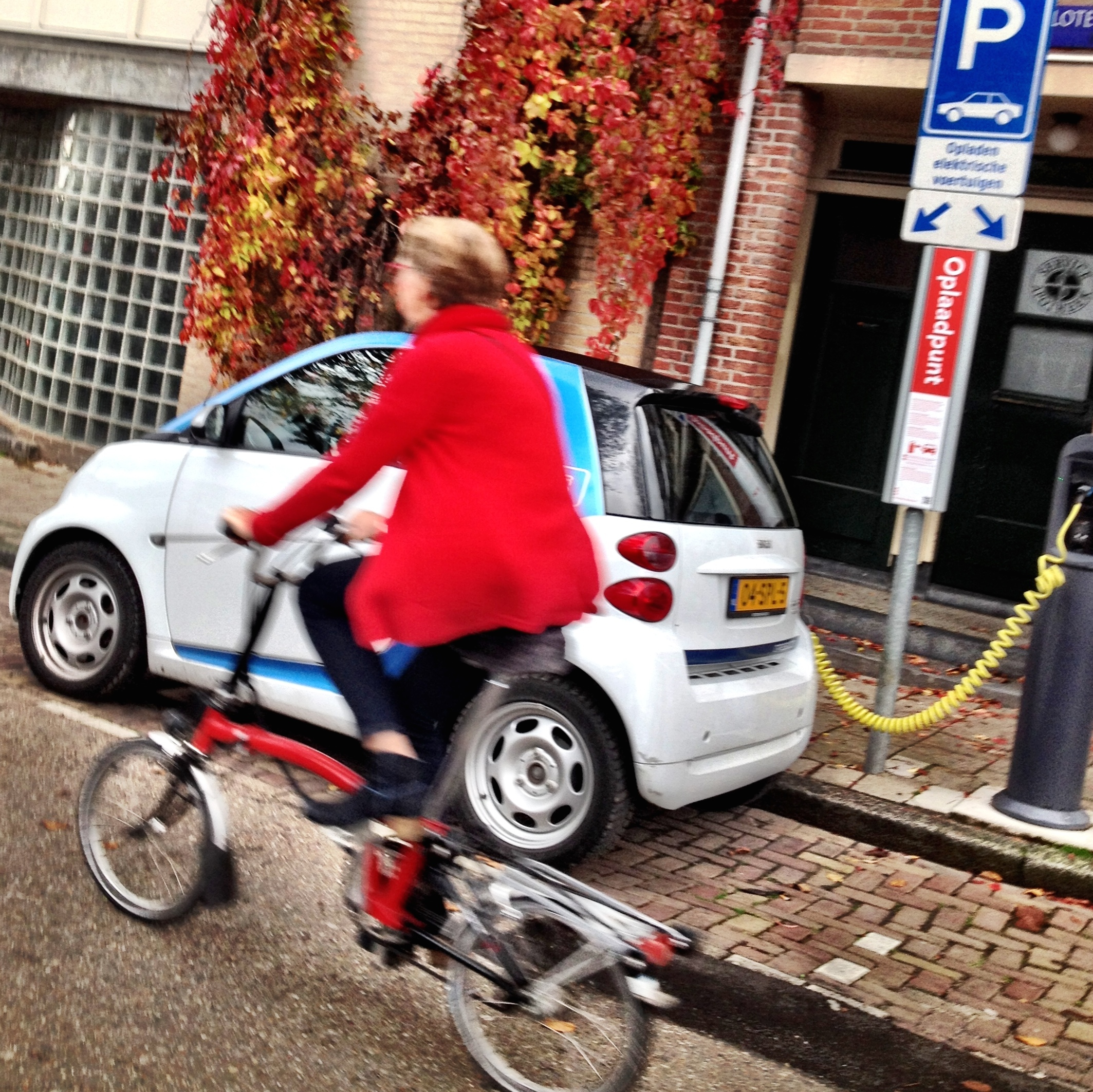 Amsterdam Electric The Urban Observer